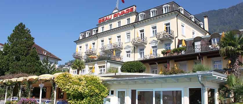 Hotel Beau Rivage, Weggis, Lake Lucerne, Switzerland - hotel exterior.jpg